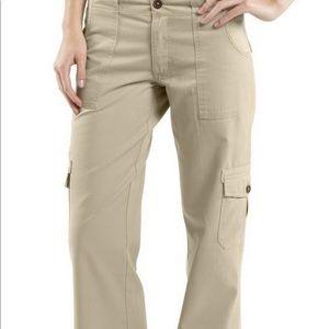 Carhartt women's cargo pants Sz 14 x 30